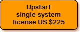 Purchase an Upstart license for $225